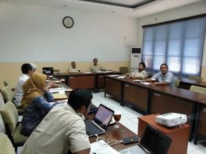 Pembahasan Draft KurSil Diklat Mediasi Konflik