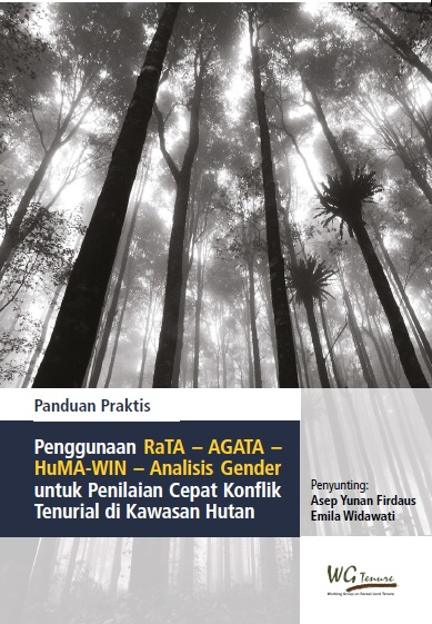 Cover Buku Saku Panduan RATA AGATA IND