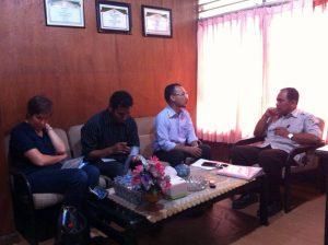 Foto Konsultasi Parapihak Pembentukan Lembaga Penanganan Konflik