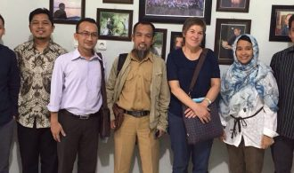 CONSULTATION ON ESTABLISHMENT OF INSTITUTION ON HANDLING CONFLICT OF FOREST AND LAND IN BERAU