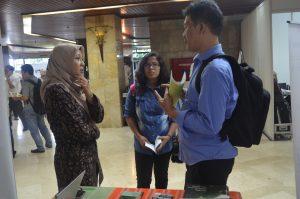 Sharing permasalahan konflik yang dihadapai oleh KPH Subanjeriji