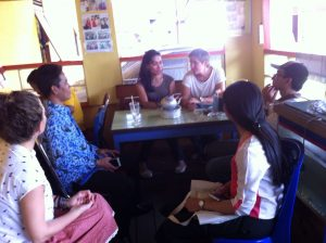 Konsultasi Lanjutan Lembaga Penanganan Konflik Kapuas Hulu, 4-6 Oktober 2016